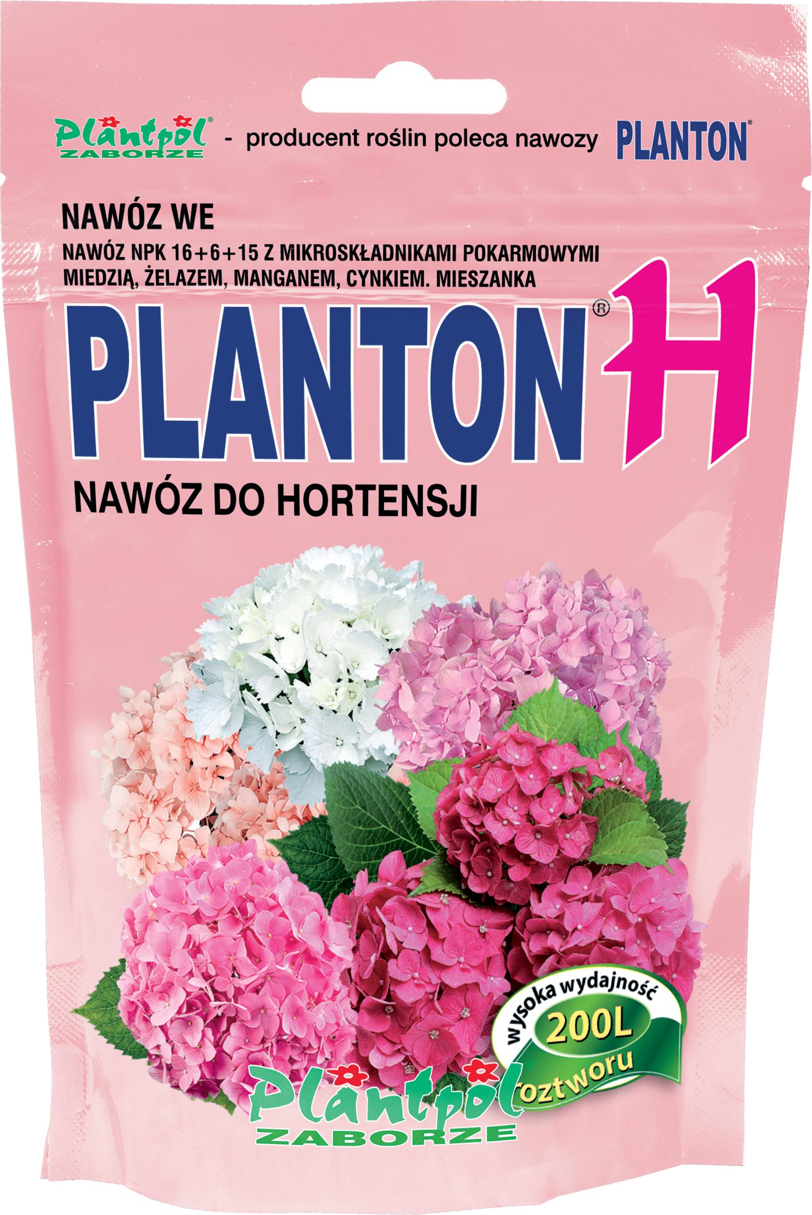PLANTON® H