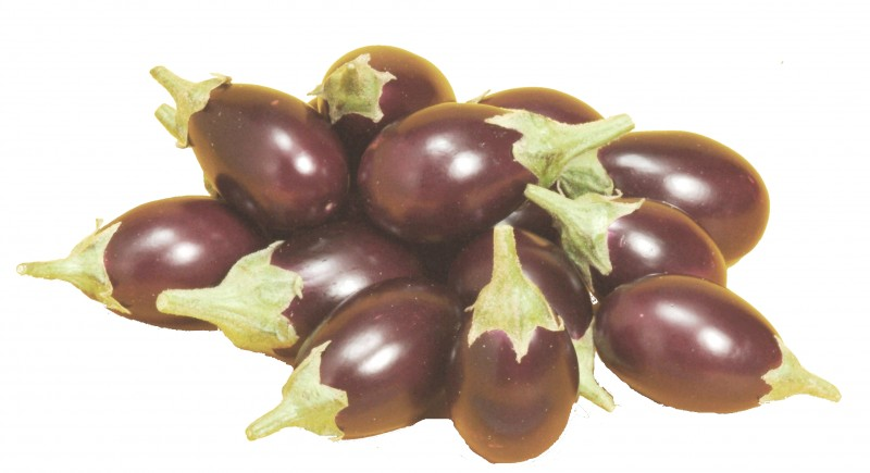 Bakłażan (Aubergine) Mini Pear