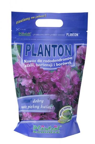 PLANTON® do rododendronów, azalii, hortensji i borówek